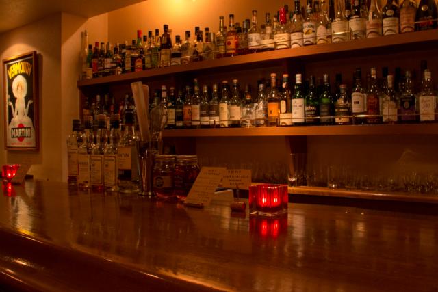 Bar OZ. バー オンス カウンター