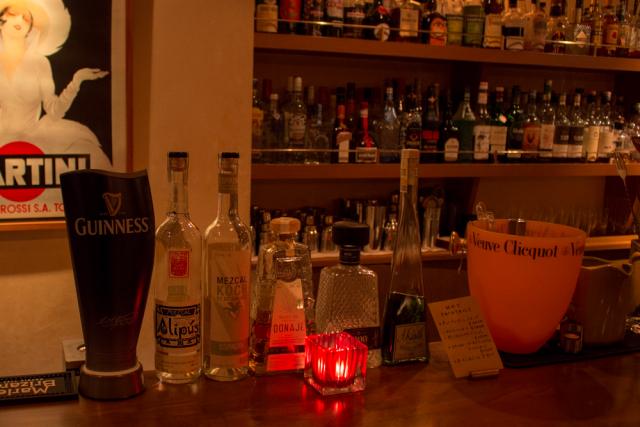 静岡市 Bar OZ. バー オンス - 店内ボトル 3