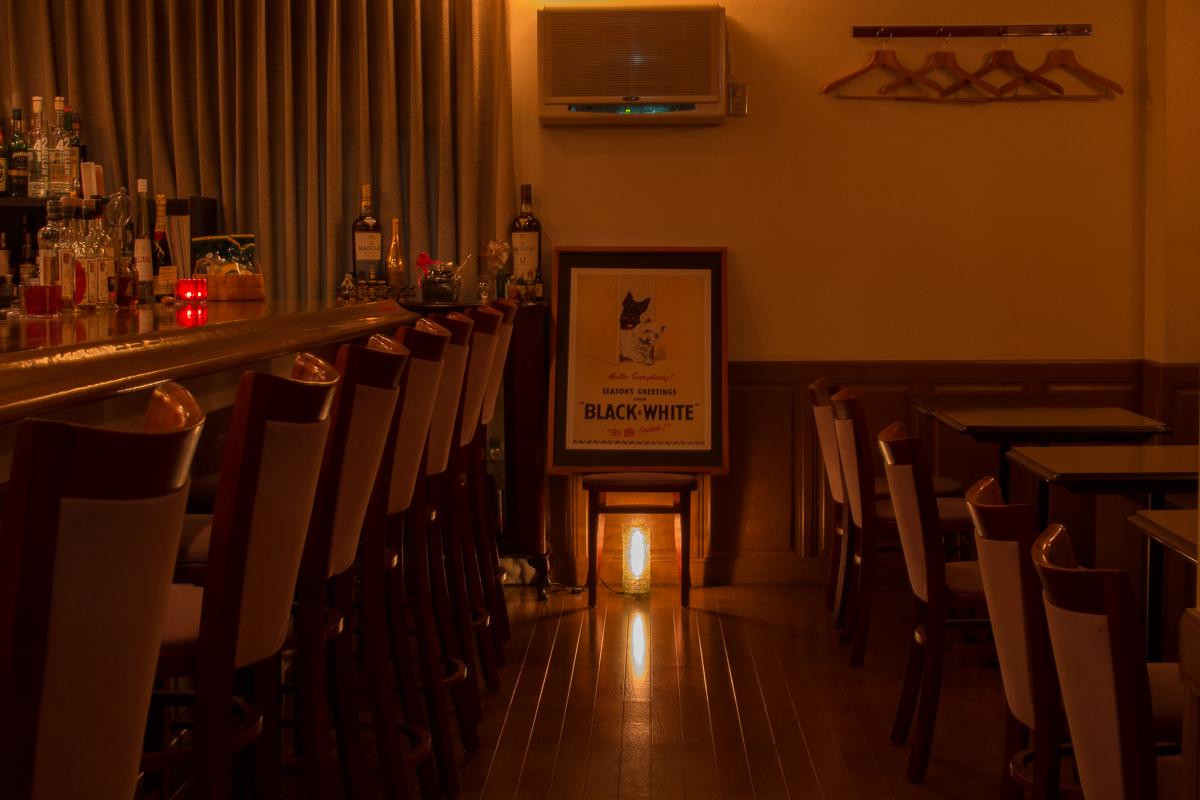 静岡市 Bar OZ. バーオンス 店内イメージ 3