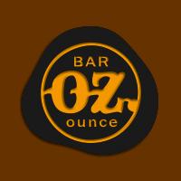 静岡市 Bar OZ. バー オンス ロゴ